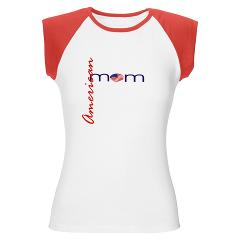 American Mom Tee by MommyLoves